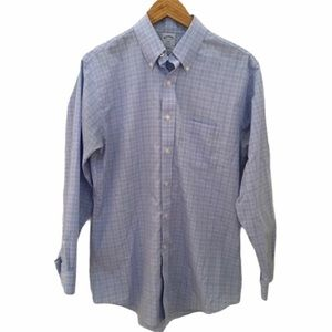 Brooks Brothers Regent Button Down 15.5- 2/3 Brook